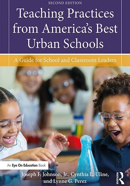 Teaching Practices from America's Best Urban Schools Second Edition Book Cover
